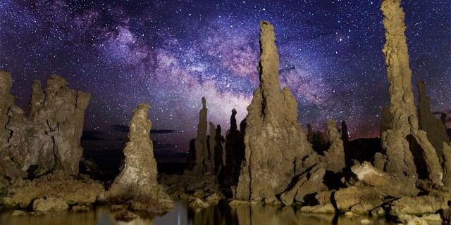 Chasing The Night – Mono Lake