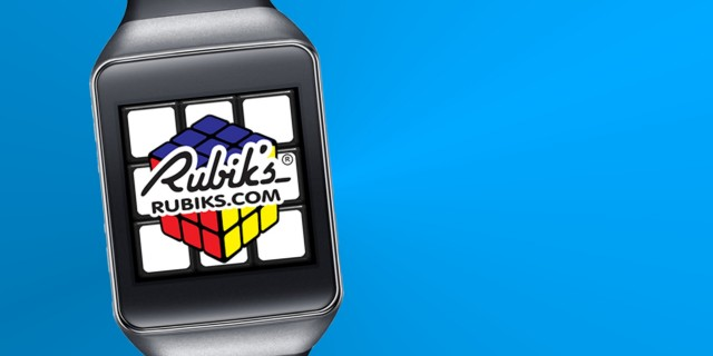 Rubik's Cube for Android Wear
