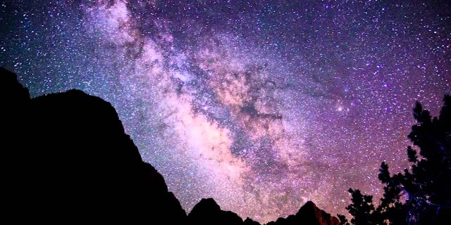 Milkyway Time-lapse  (Remastered)
