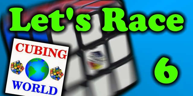 Let's Race – Blind 3×3 Solving with Noah Arthurs