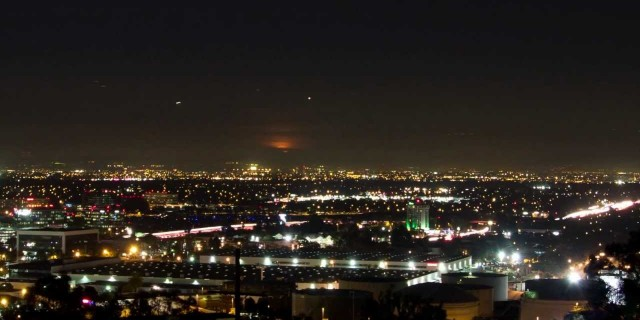 Moon Rise Time-lapse