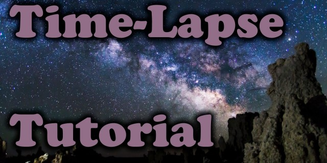 How to Edit Milky Way Time-Lapse – After Effects & Premiere Pro Tutorial