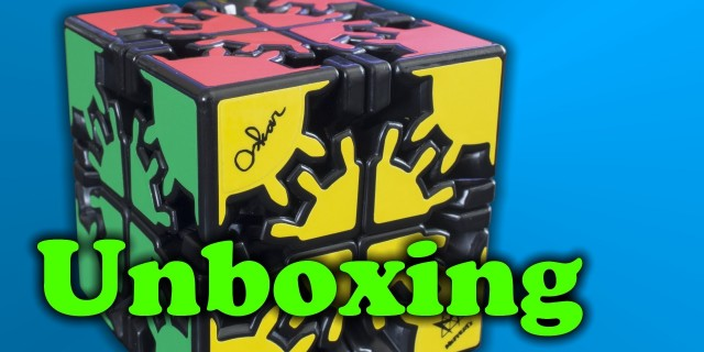 David's Gear Cube Unboxing and Review
