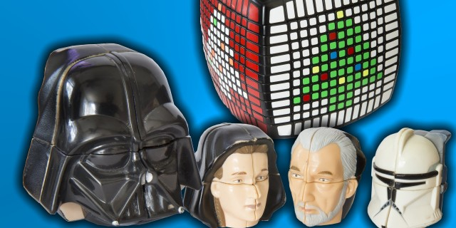 Star Wars 2×2 Heads!