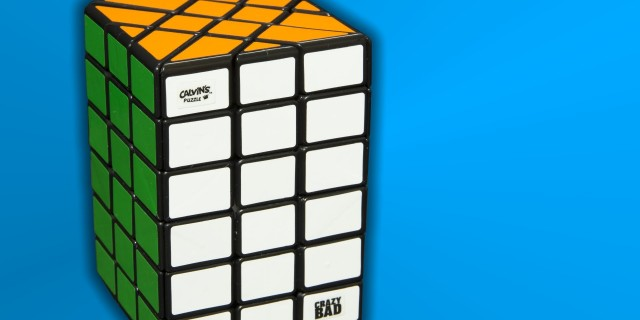 CrazyBad 4x4x6 Fisher Cuboid Unboxing