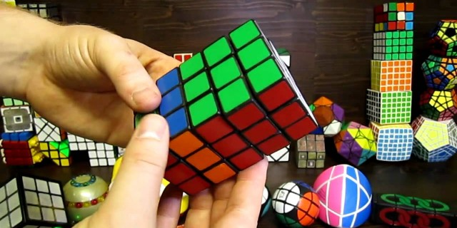 Fully Functional 3x3x5