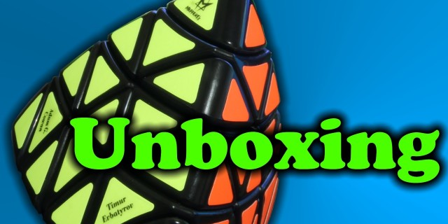 Master Pyraminx Unboxing and Review