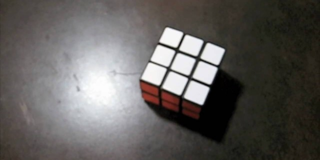 Awesome Homemade 3x3x2 Rubik's Domino