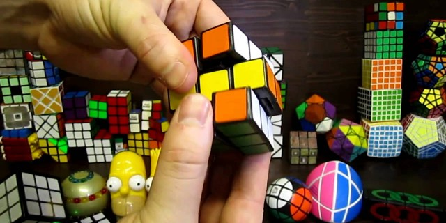 2x3x3s Rubik's Dominoes