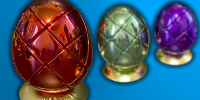 3×3 Metal Eggs Solve and Review