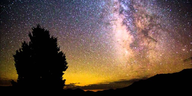 Milky Way Time-Lapse – Kennedy Meadows, CA