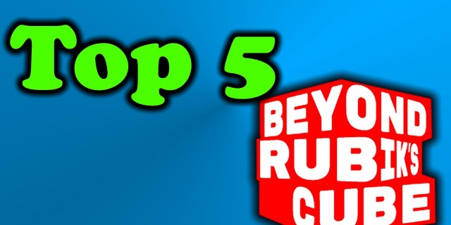 Top 5 Things To See at Beyond Rubik's Cube