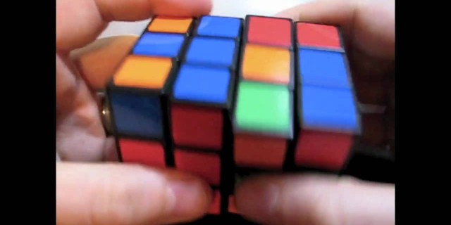 How I solve the 3x3x4 FF
