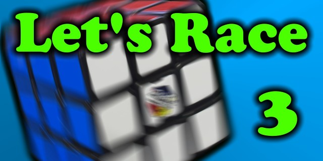 Let's Race Ep. 3 – Mirror Solve