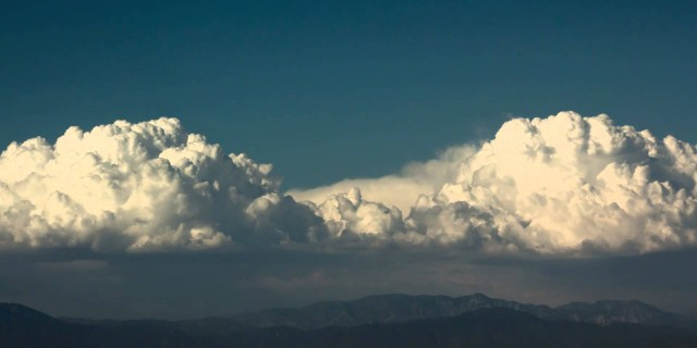 Cloud Time-Lapse from Signal Hill, CA 9/4/13