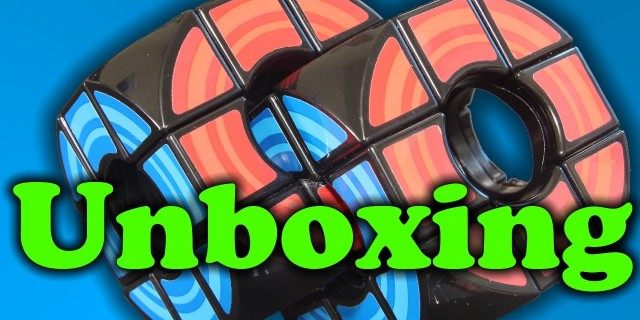 Rubik's Void Cube Unboxing and Chain Mod!!