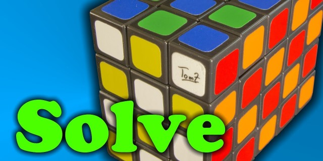 Fully Functional 3x4x5 Solve