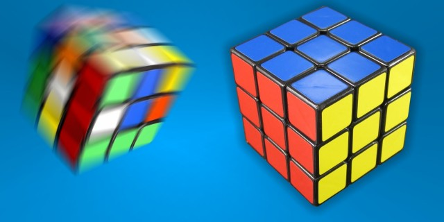 Magic Rubik's Cube Revealed