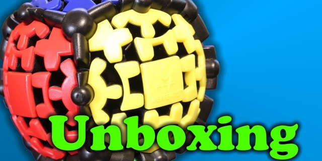 Gear Ball Unboxing