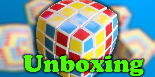 V-Cube 4 Unboxing