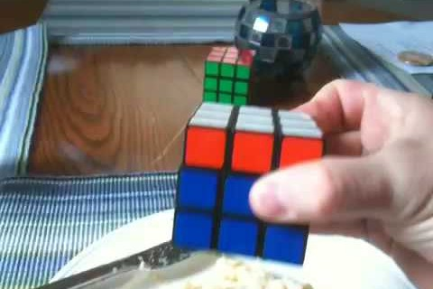 Rubik's Cubes for Dinner?!
