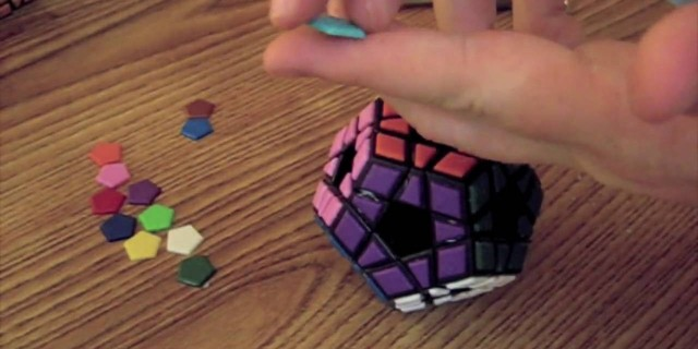 Holey Megaminx Unboxing & Review