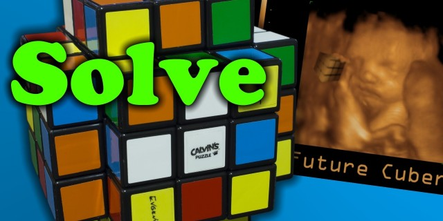 Cross Cube Solve – MY LIFE IS GOING TO CHANGE!