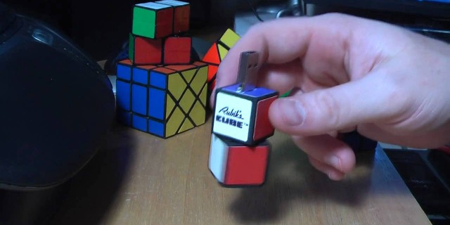 1x1x2 Rubik's Cube USB Flash Drive