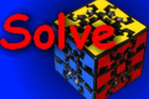 Gear Cube Ultimate / Extreme Solve