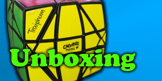 Pillowed Hexaminx Unboxing & First Thoughts