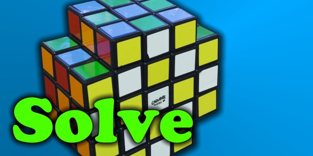Calvin's Puzzle 3x3x5 X-Shaped Cuboid Solve