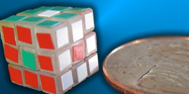 World's Smallest Rubik's Cube!! — Elemental Cube Unboxing