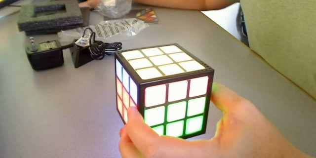 Rubik's Touch Cube Unboxing from Techno Source