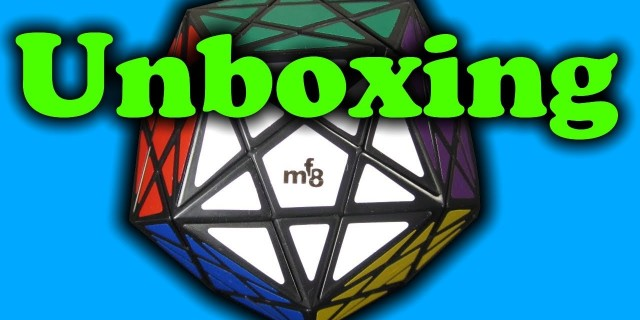 Dino Dodecahedron / Starminx Unboxing