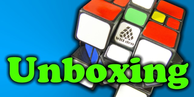 3x3x3 Mixup Plus – Unboxing and First Thoughts