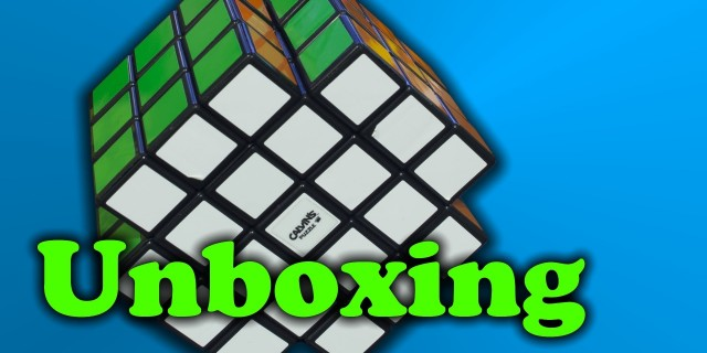 Calvin's Puzzle 3x3x5 X-Shaped Cuboid Unboxing