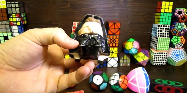 Star Wars Head Puzzle