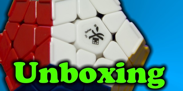 Dayan Megaminx Unboxing and Review