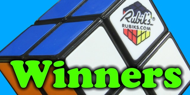 How to Assemble and Dissasemble the Rubik's 2×2  + Winners Announced!