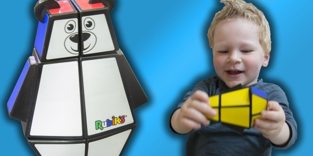 Rubik's Bear – Kid's Review