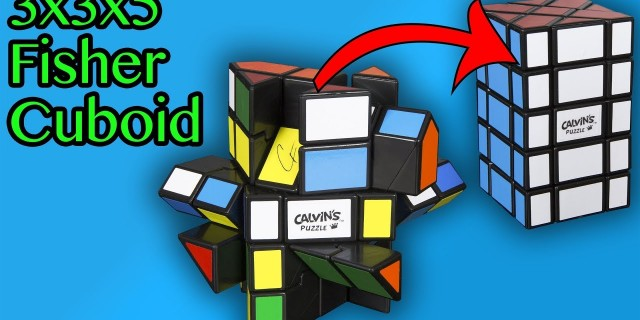 3x3x5 Fisher Cuboid – Can I solve it?