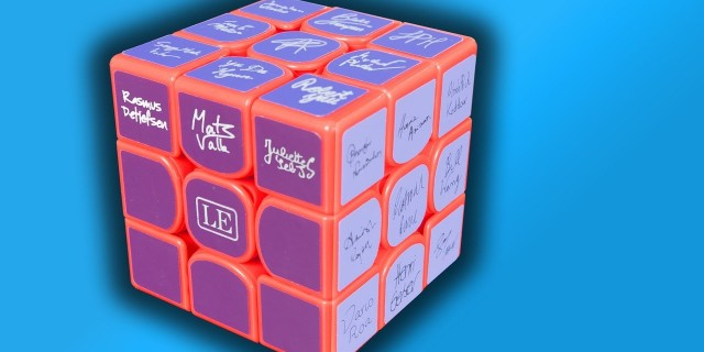 I'm Back! – Rare Speedcube Unboxing – Valk Power M LE