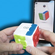 Hands on the GoCube! A Smart Cube?!