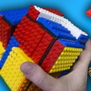 World's Largest LEGO Cube 11x11x11 by OGRE Cubes